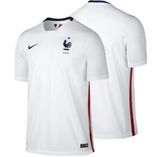 FRANCE AWAY JERSEY FIFA WORLD CUP 2014 NIKE OFFICIAL NATIONAL SOCCER TEAM MENS