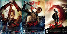 Movie Poster 300 RISE OF AN EMPIRE - 2014 Action Drama / Greece Sparta History