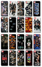 New Kiss Band Case for iPhone 3G 4G 5G 5C Galaxy S3 S4 S5 Ipod Touch