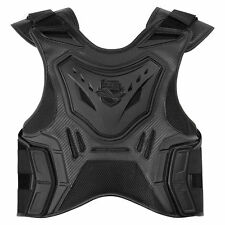 *Fast Shipping* Womens Icon Stryker Vest Motorcycle Back Armor (Stealth or Black