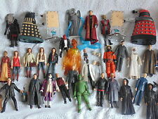 DOCTOR WHO ACTION FIGURES 100 DIFFERENT FIGURES TO CHOOSE FROM LOT 3