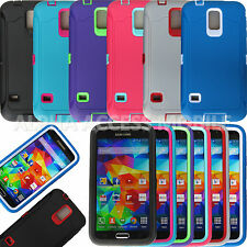 Heavy Duty Shockproof Hybrid Series Hard Case Cover For Samsung Galaxy S3 i9300