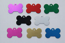 PET TAGS, ID Tag, Custom Engraved, Single or Double Sided, Dog Tag, Cat Tag