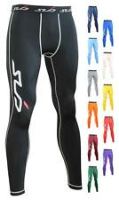 Sub Sport's DUAL Kid's Compression Tights Baselayer Leggings Skin Tight Thermal