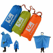 Outdoor Camping Hunting Backpack Rain Cover One-piece Raincoat Poncho Rain Cape