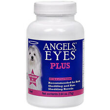ANGELS EYES FOR DOGS PLUS BEEF FLAVOR TEAR STAIN REMOVER ELIMINATOR ANGEL'S