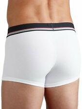 HOM Menswear Underpants Man Undies Freestyle Sport Boxer Short Underwear White