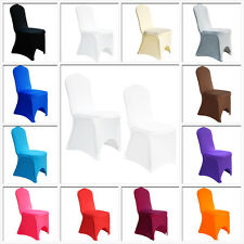 Spandex Chair Covers Lycra Cover Wedding Banquet Anniversary Party Decoration