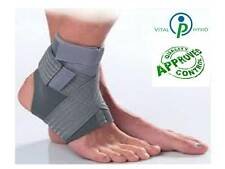 Ankle Support Figure of 8 Stabiliser Sprain Strap Neoprene Brace Sprain Injury