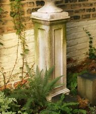 Panel Plant Stand Pedestal also for Urns, Statues, Sculpture- by Orlandi  FS8370