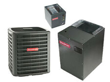 4 Ton 18 Seer Goodman Air Conditioning System DSXC180481 CAPF4961D6 MBVC2000AA-1
