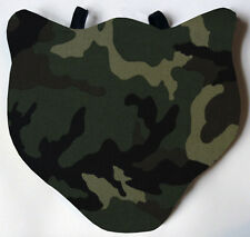 Camo Chicken Saddle Hen Apron Chicken Wing Poultry Back Protector