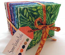 Summer Vacation Batiks by Moda 100%Cotton Fabrics for Patchwork,Quilting & Craft