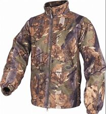 Jack Pyke Fleece Jacket Waterproof Wicking Fishing Hunting English Oak All Sizes