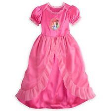 NWT Disney Store Deluxe Disney Princess Nightgown Royal Gown NEW Belle Jasmine