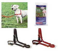 EASY WALK No Pull Dog Harness Gentle Steering Leading Relaxed Control Training