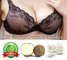 PUERARIA MIRIFICA CAPSULES HERBAL NATURAL BREAST BOOBS LIFT ENLARGEMENT FIRMING