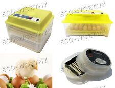 digital Automatic Egg Incubator Poultry Hatcher Chicken Peacock DUCK 48/96 eggs