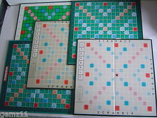 SCRABBLE GAME BOARDS ONLY different styles [Spares Replacements]