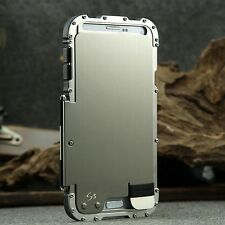 Armor Luxury Metal Aluminum Case Cover For Samsung Galaxy Note 7 5 4 S5 S7 edge