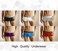 6PCS Men's Underwear boxer Trunk  Undies Short Brief CK2014A Clearance