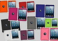 Amzer Soft Silicone Jelly Skin Fit Case Cover Apple iPad Mini - Different Colors