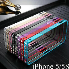 Ultra Thin Luxury Aluminium Metal Bumper Frame For iPhone 5 5S Mobile Case Cover