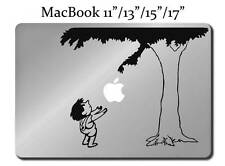 THE GIVING TREE Decal LAPTOP / MACBOOK Mac Pro Air Sticker Apple Book M81