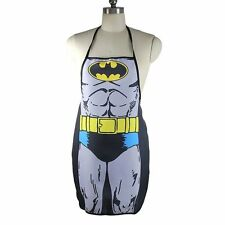 novelty unisex  Cooking BBQ party apron ( several designs batman spiderman )