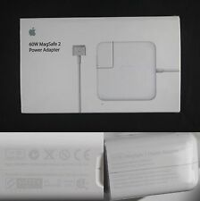 Genuine Original Apple MacBook Pro 60W MagSafe 2 Power AC Adapter with Packing