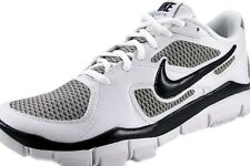 NIKE Men's Free TR2 White Lightweight Running Freestyle Trainers.