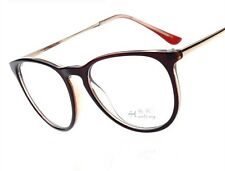 Retro Vintage Eyeglass Frame Glasses Eyewear Full Rim Optical Glasses Unisex