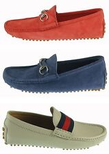 GUCCI MAN shoes loafers Мужская обувь 男鞋 メンズシュー  100%AUTENTICH made in italy G4