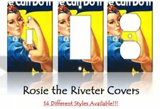 Rosie the Riveter Posters Girl Power Light Switch Covers Home Decor Outlet