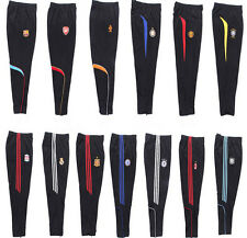 Men Sport Athletic Soccer Football Training Skinny Pants Trouser National Team