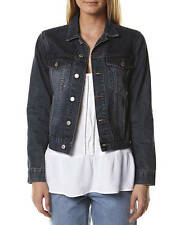 New Womens Cheap Monday Vital Denim Jacket Ladies Denim Jacket