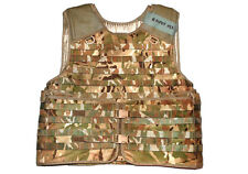 Geniune British Army Osprey MK4 Assault MTP Vest Body Armour Molle Size 190/120