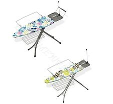 Folding Table Top Advance Ironing Board Portable Cable Clothes Holder Rack New