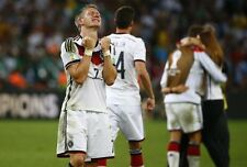 Bastian Schweinsteiger - Germany - World Cup Winners 2014 - A4/A3  Photo Print