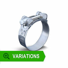 Performance Stainless Steel T-Bolt Hose Clamp Turbo Radiator Silicone BMC