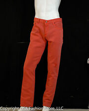 Hollister by Abercrombie Men's Skinny Jeans Coral NWT