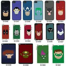DC Marvel superhero comic Minimal cover case for Apple iPhone iPod & iPad No. 22