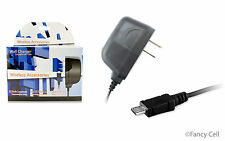 New Micro USB AC Universal Battery Travel Home Wall Charger for ZTE Cell Phones