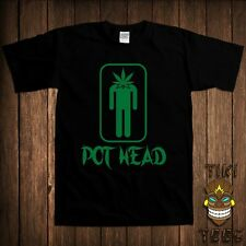Funny Pot Head Marijuana Bong T-shirt Mary Jane Weed Cannabis Tshirt Tee Shirt