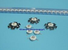 5 10 20 50 pcs 1W 3W High Power 8Type UV ultraviolet 365-410nm LED Lamp Light