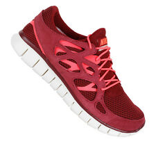 Hommes Neuf Nike Free Run 2 Basket Course 537732 606 Rrp £80