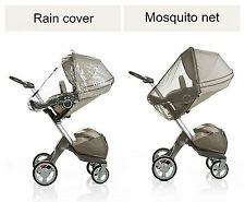 NEW STOKKE ORIGINAL VARIOUS PARTS RAINCOVER AND MOSQUITO NET V3
