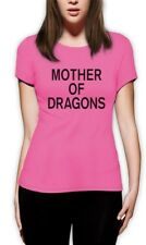 Mother Of Dragons Women T-Shirt Fashion Drew Thrones khaleesi Best Mom