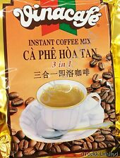 20 Sachets x 20g Vinacafe Instant Coffee Mix Ca Phe Hoa Tan 3 in 1