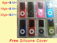 "8 GB, 16 GB, 32 GB - MP3 MP4 Player, 1.8"" LCD Screen, FM Radio Video Games etc ~"
